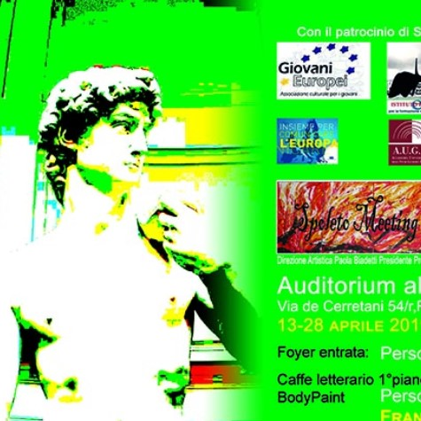 COLLETTIVA A CURA DI SPOLETO ART MEETING